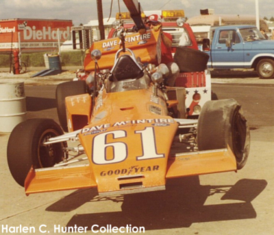 #61 Dave McIntire Special on the hook